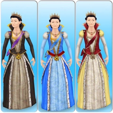 New Hairstyle Quest Sims Freeplay : Sims freeplay royalty update throne room queen royal clothing