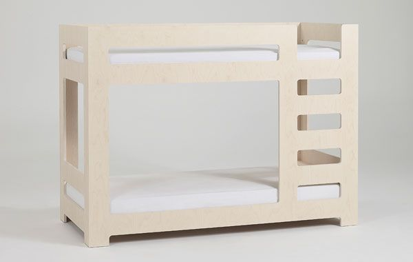 Stair Box In Bedroom: Plywood Bunk Bed - Google Search