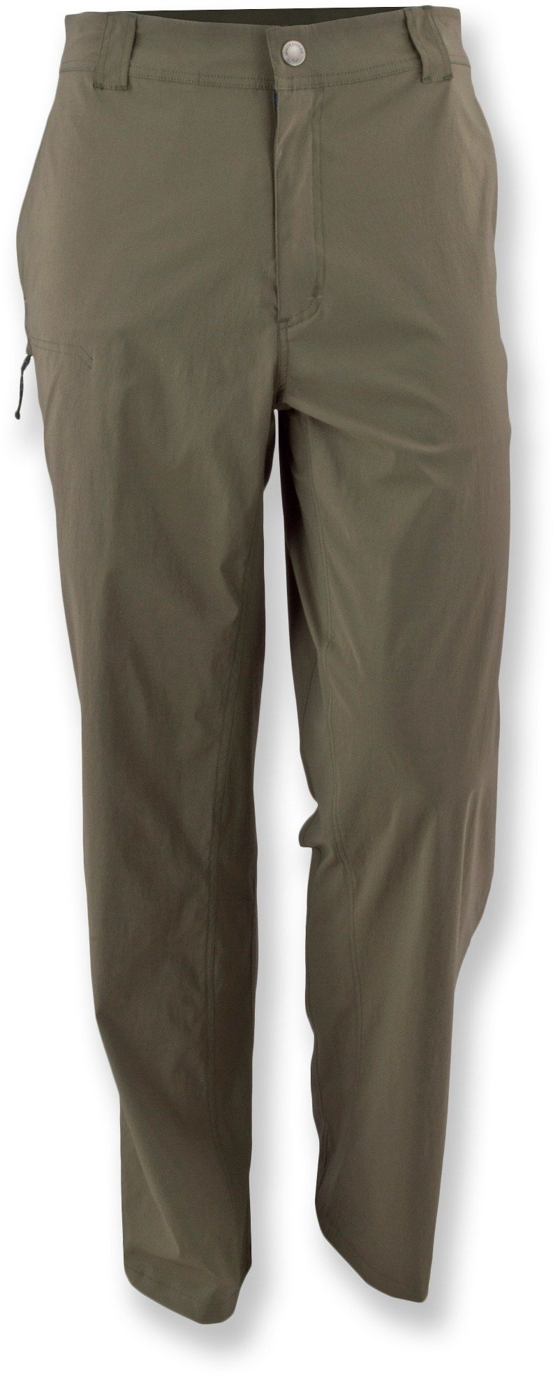 White Sierra Male Traveler Pants - Men's