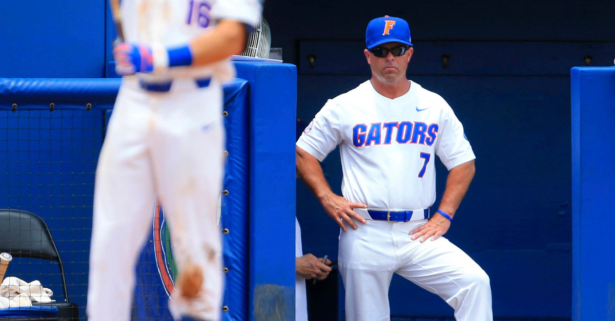 Florida Named New No. 1 in College Baseball Rankings in