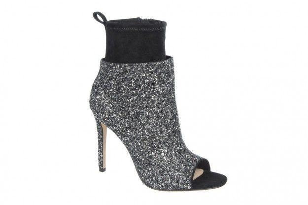 Via Spiga ankle boots open toe