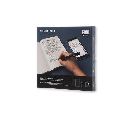 Conjunto Smart Writing Moleskine Moleskine Evernote Pente