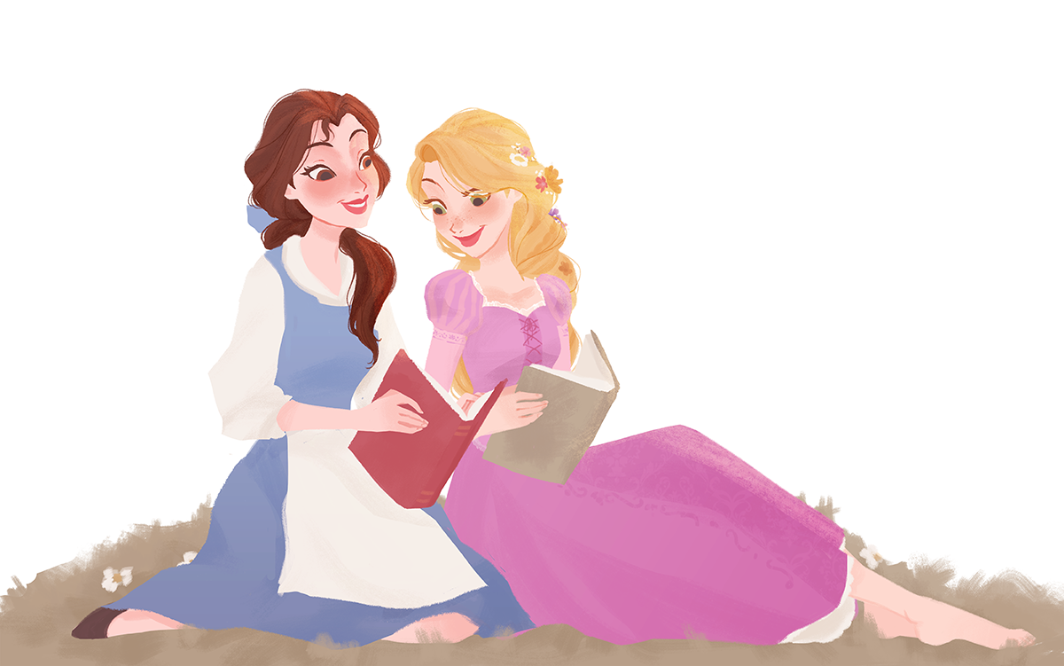bellepunzel by muttonfudge | Disney\'s Tangled - Rapunzel | Pinterest ...