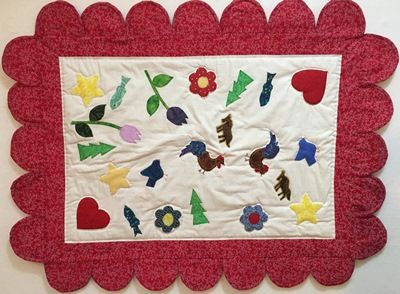 Quilt For Storybook To Go The Keeping Quilt Written