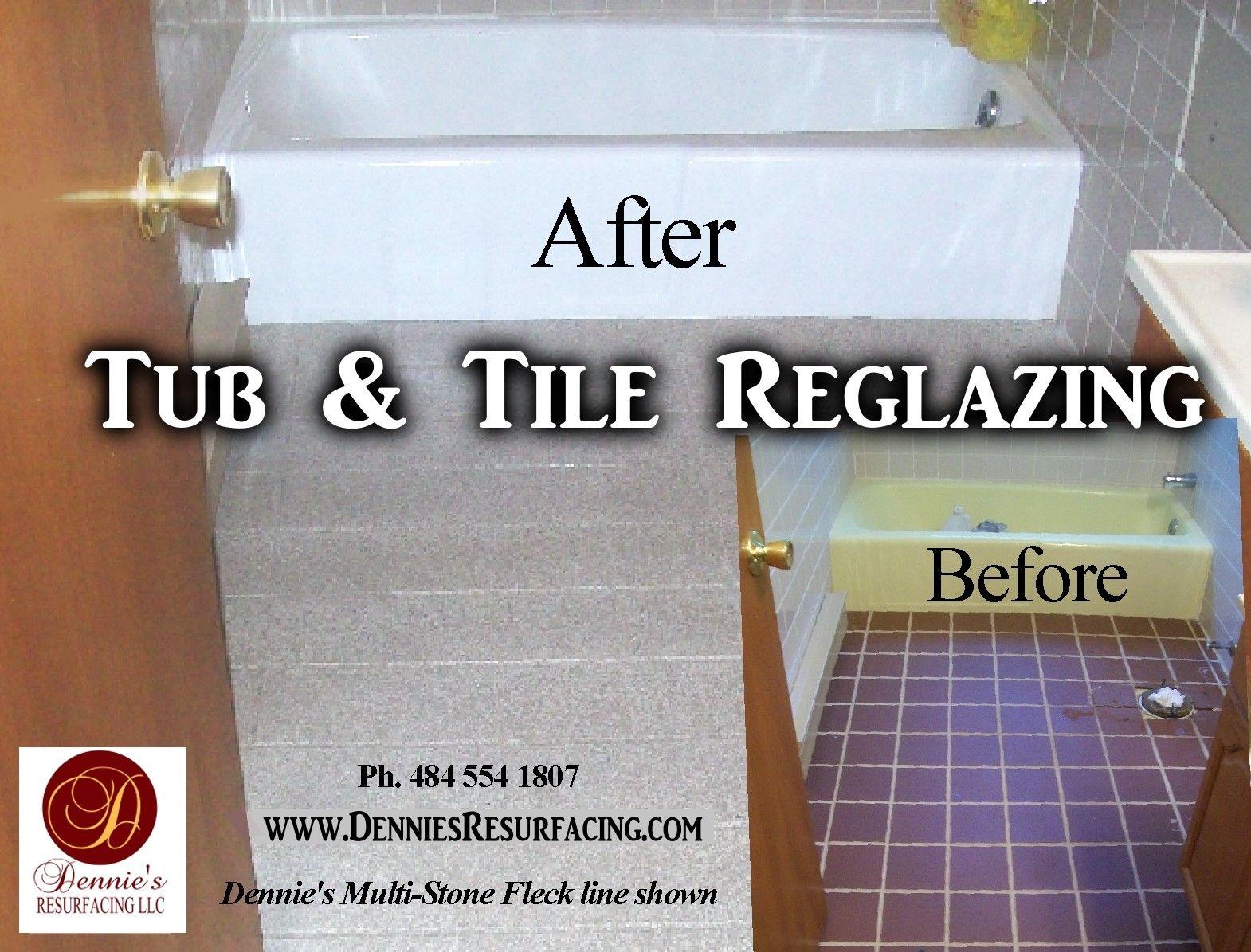 Reglazing Refinishing Restoration Bathtubs Tiles Sinks