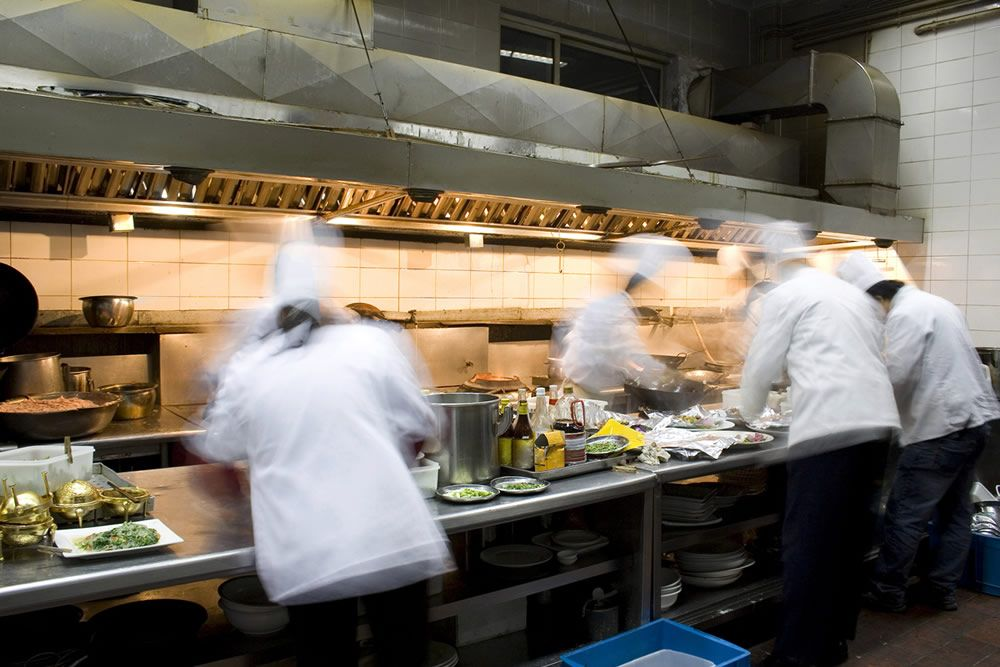 Restaurant Kitchen pictures of professional open restaurant kitchens in portland