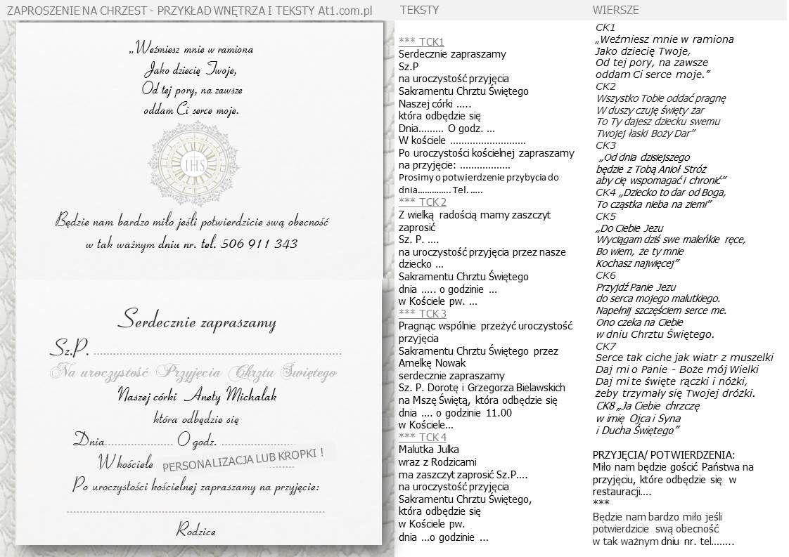 At1compl Zaproszenia Na ślub Oryginalne Projekty Druk Banery