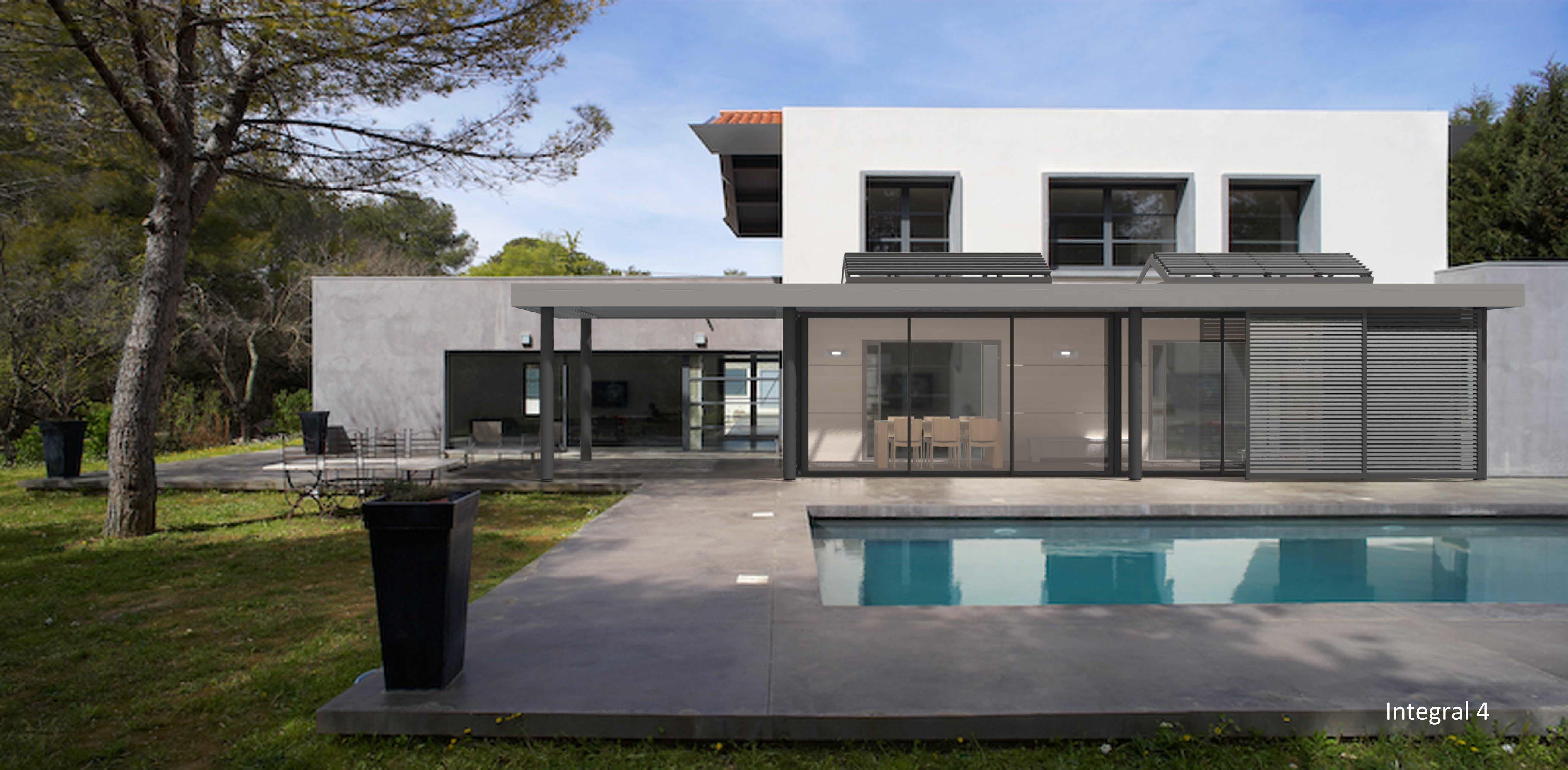 extens 39 k autorise toutes les folies d 39 agrandissement de maison cette double pi ce vivre. Black Bedroom Furniture Sets. Home Design Ideas
