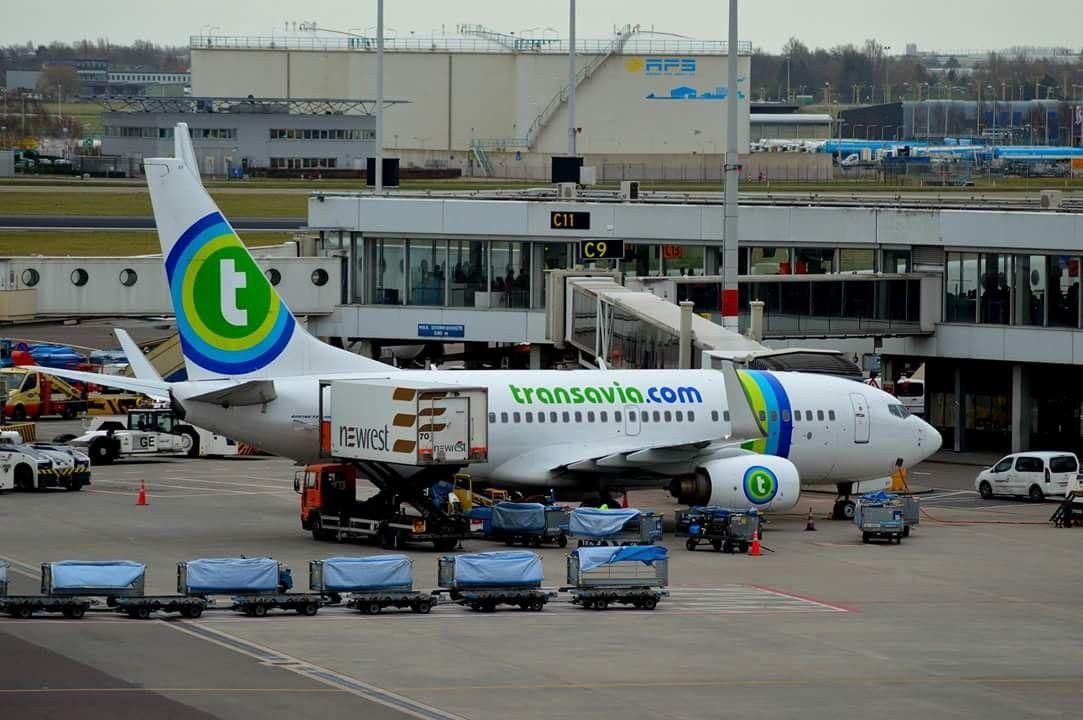 Transavia Boeing 737700 Vliegtuig