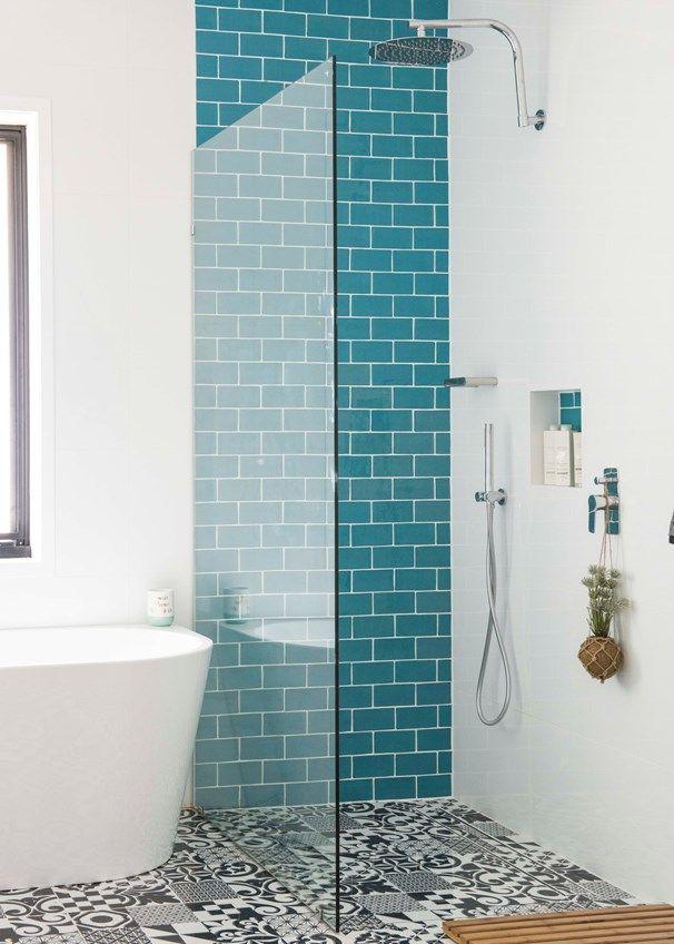 Bathroom Floor Tiles Wall Tapware Layout Interior