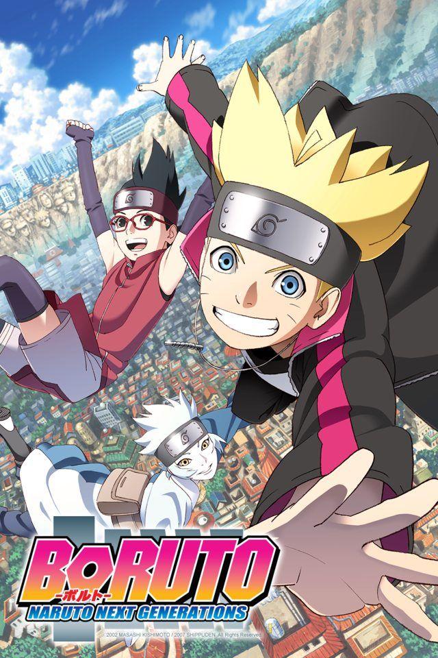 Viz Acquires Boruto: Naruto Next Generations Anime, Plans