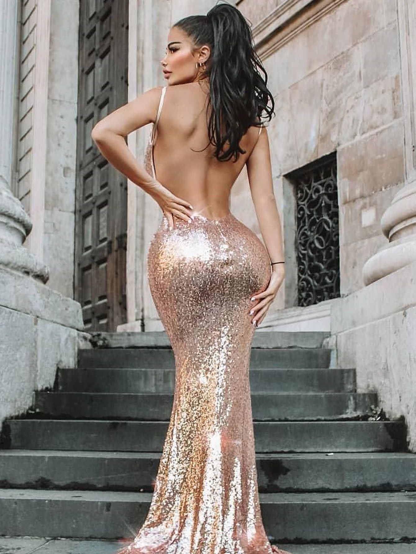 Pin On Popviva Gown Obsessed [ 1785 x 1340 Pixel ]