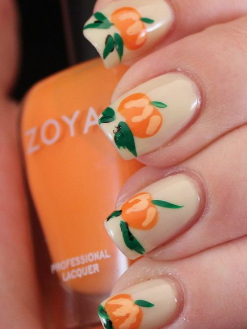 16 Fall Nail Art Designs Youll Fall In Love With Art Nails
