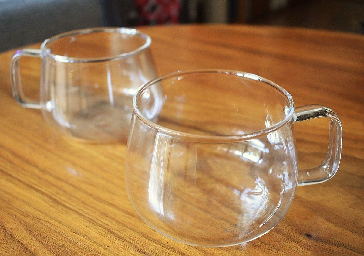 ダイソー耐熱マグは1 000円の価値あり グッドデザイン賞グラスにそっくり とマニア大興奮 バンブー 食器 マグ マグカップ