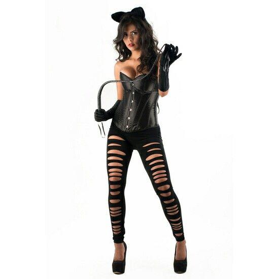 Disfraz Gatita Halloween Disfraz De Gato Disfraces