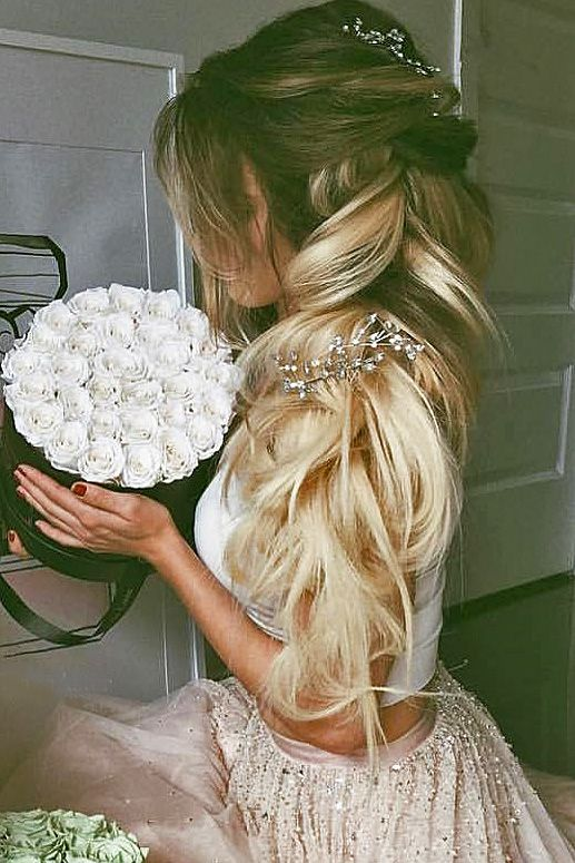 27 Ombre Wedding Hairstyles A Wedding Pinterest Frisuren