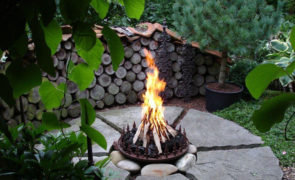 Die Beliebtesten Feuerstellen Unserer Community Feuerstelle Garten Feuerschalen Garten Feuerstelle