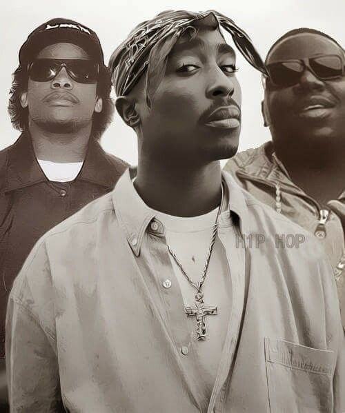 Pin By Silvio Amaral On Hip Hop Wallpapers Tupac And Biggie 2pac And Biggie Tupac