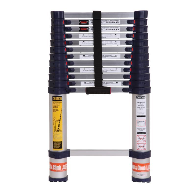 Xtend and Climb 780P 12.5 Foot Extension Ladder Type 1A Ladder Extension 12.5 Foot