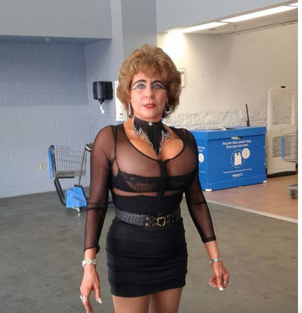 Pin on weird Outrageous Outfits On Walmart Shoppers