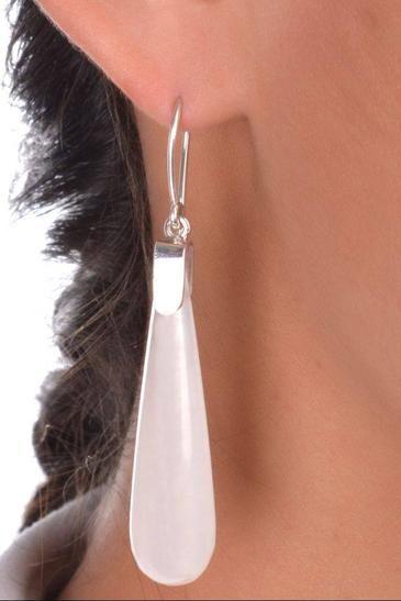 Los aretes Gota Onix de Imelda de Valery están preciosos! #trenditfashion #accessories #jewelry