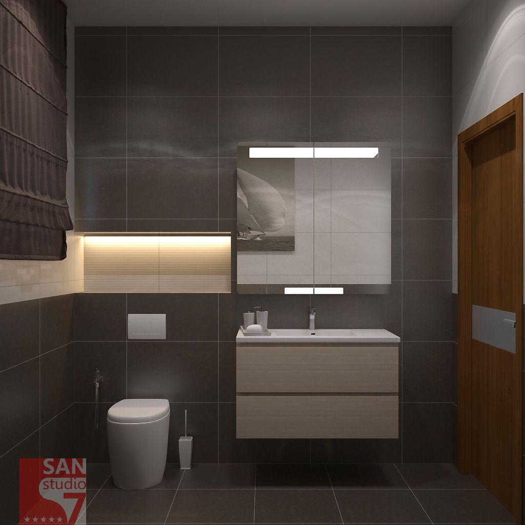 Guest #bathroom view 4 #design #interior