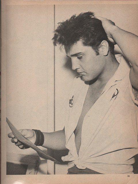 Elvis :)