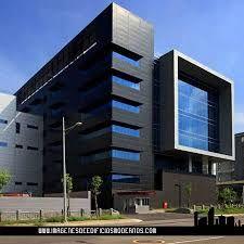 Resultado de imagem para edificios modernos fachadas de for Fachadas modernas para oficinas