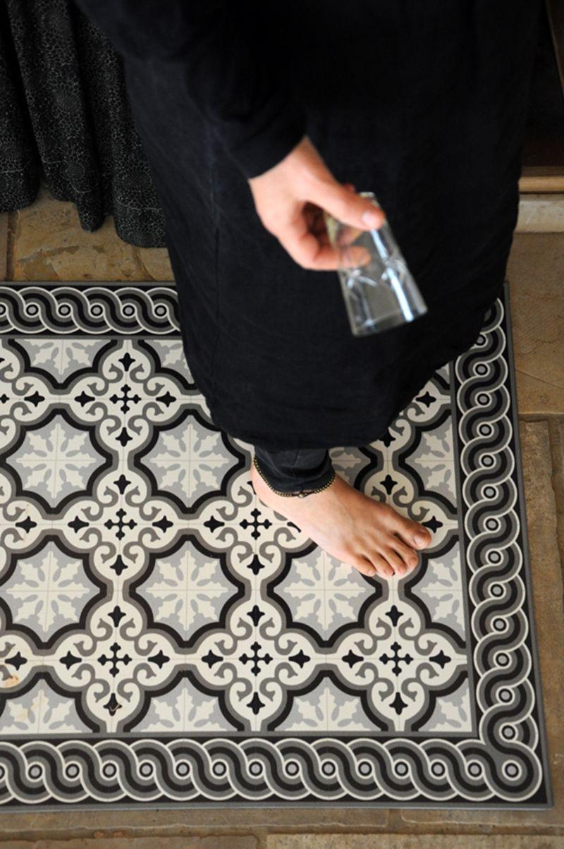 Non solo tappeti a casa di ro home hipster home for Mattonelle in vinile