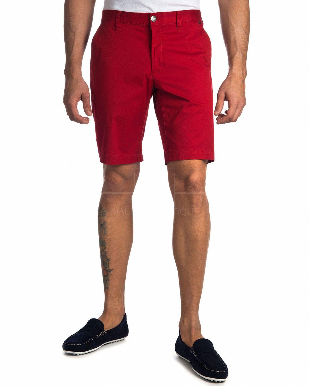 Ea7 Pantalones Cortos Hombre Ea7 Emporio Armani Rojos Emporio Armani Pantalones Armani