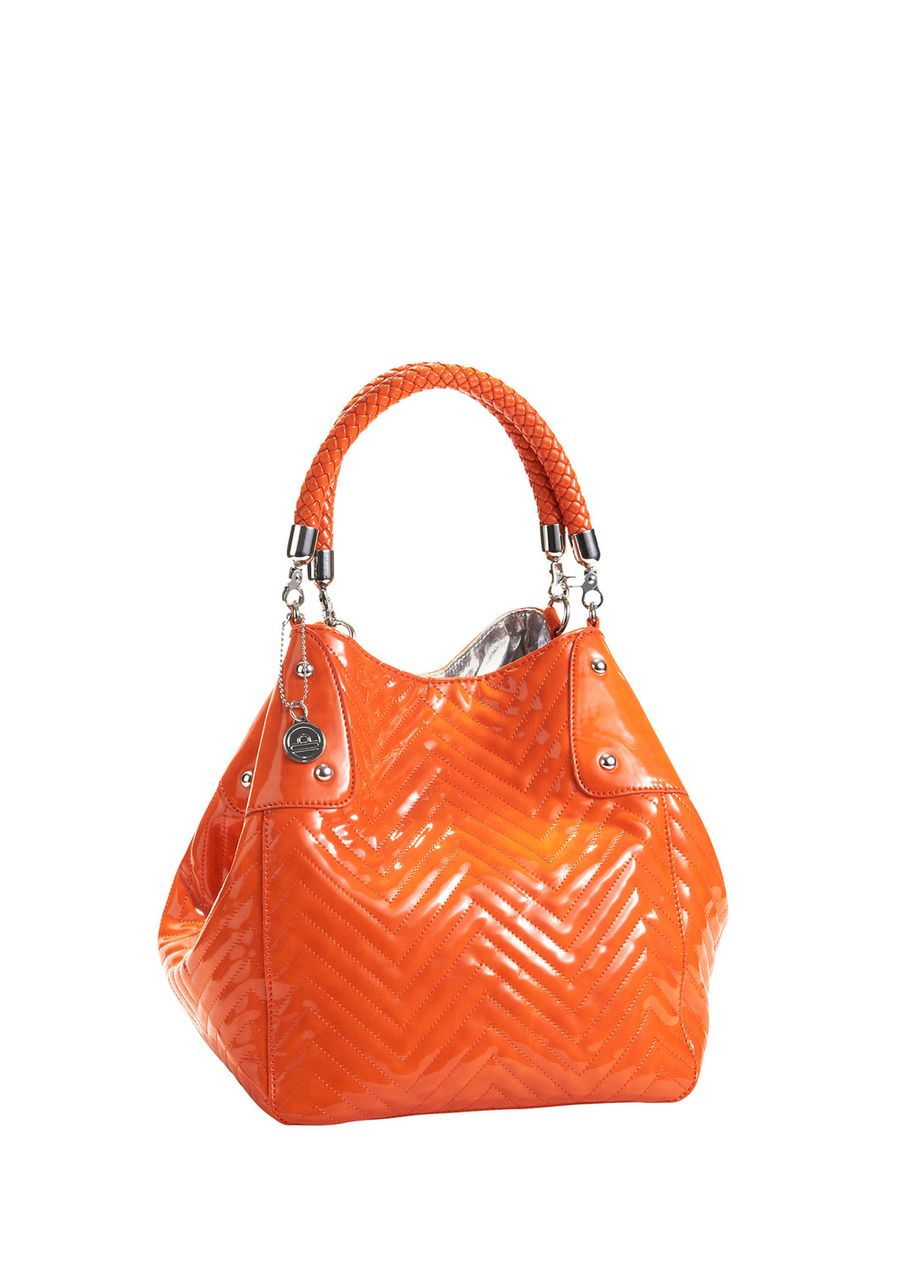 Love this bright bag...