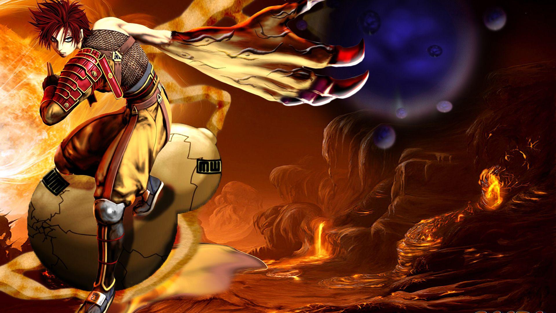 74 Gaara Naruto HD Wallpapers