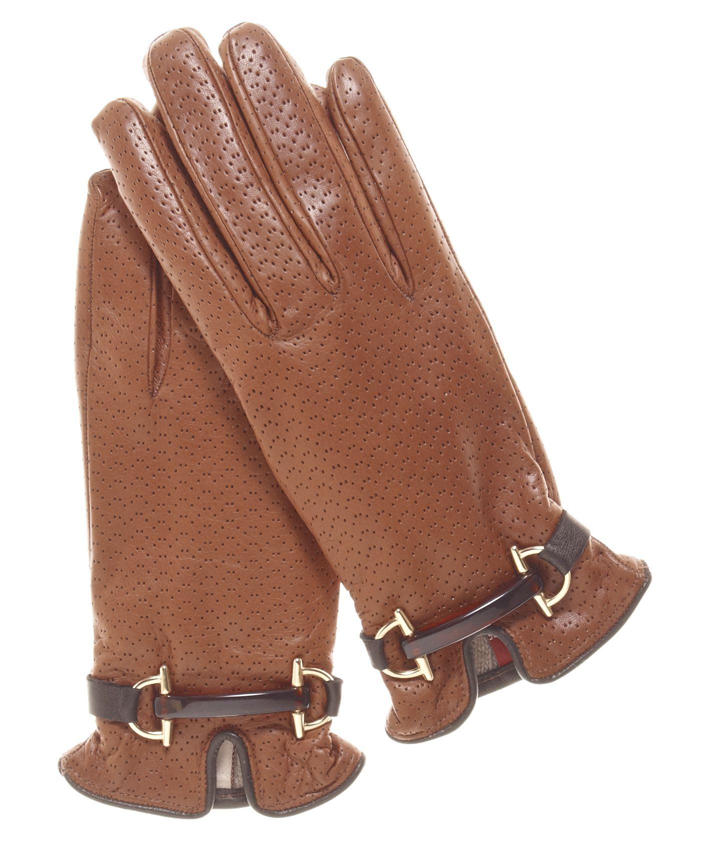 Pittards ladies leather gloves - Women S Cashmere Lined Leather Gloves With Bridle Strap By Fratelli Orsini Free Usa Shipping At