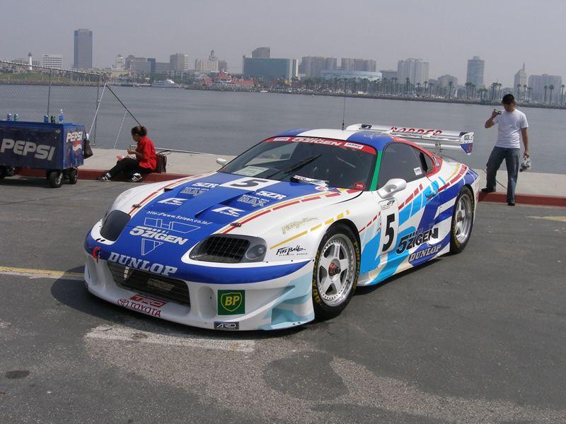 Toyota Supra Mk4 All Racing Cars