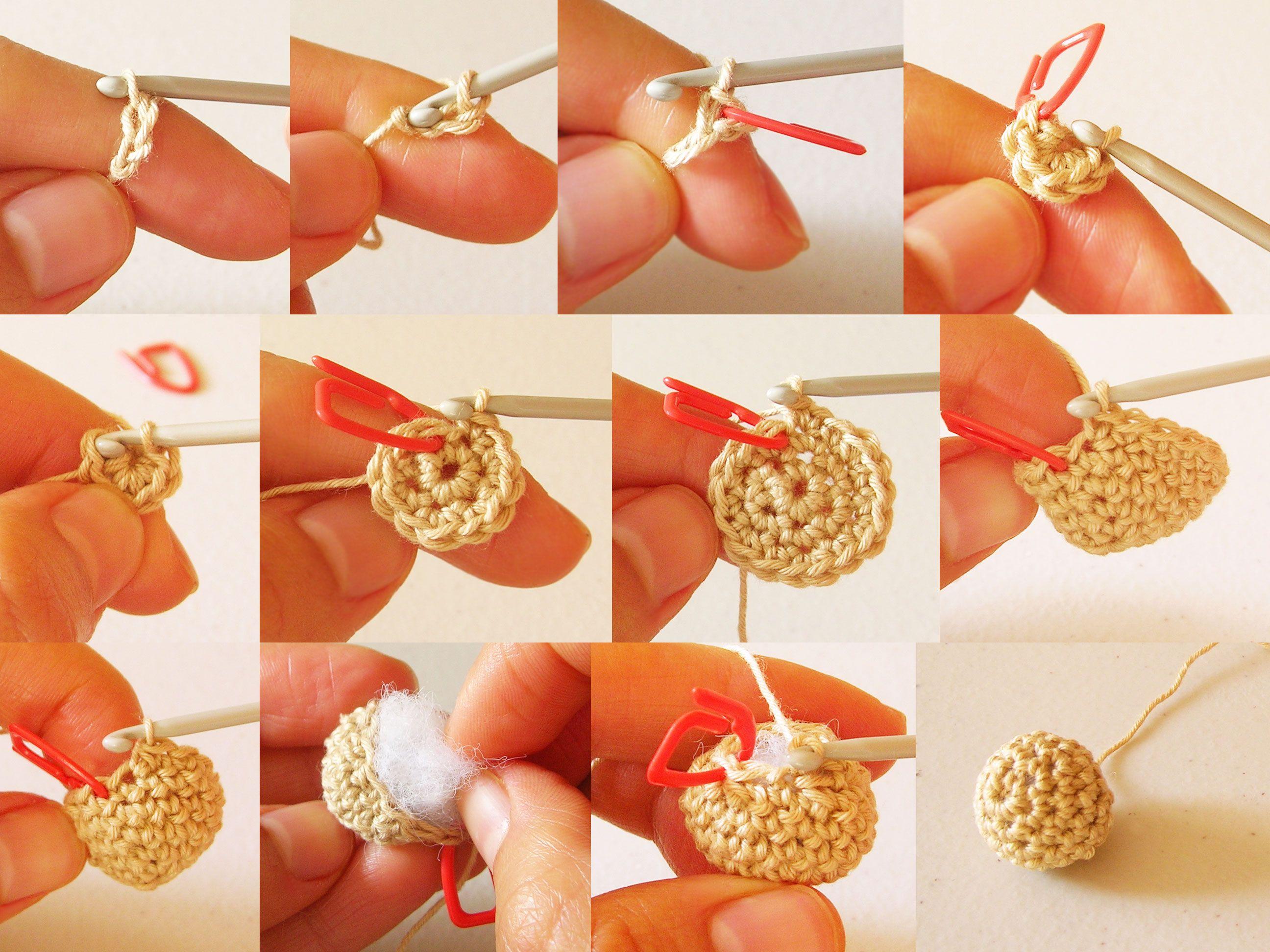 Crochet beads | Crochet beads | Pinterest | Collares de cuentas ...