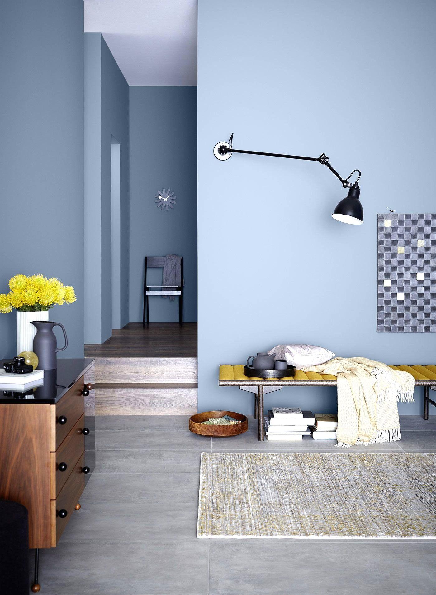 Wandfarbe Schoner Wohnen Jade Wohnen Schoner Wohnen Farbe Haus