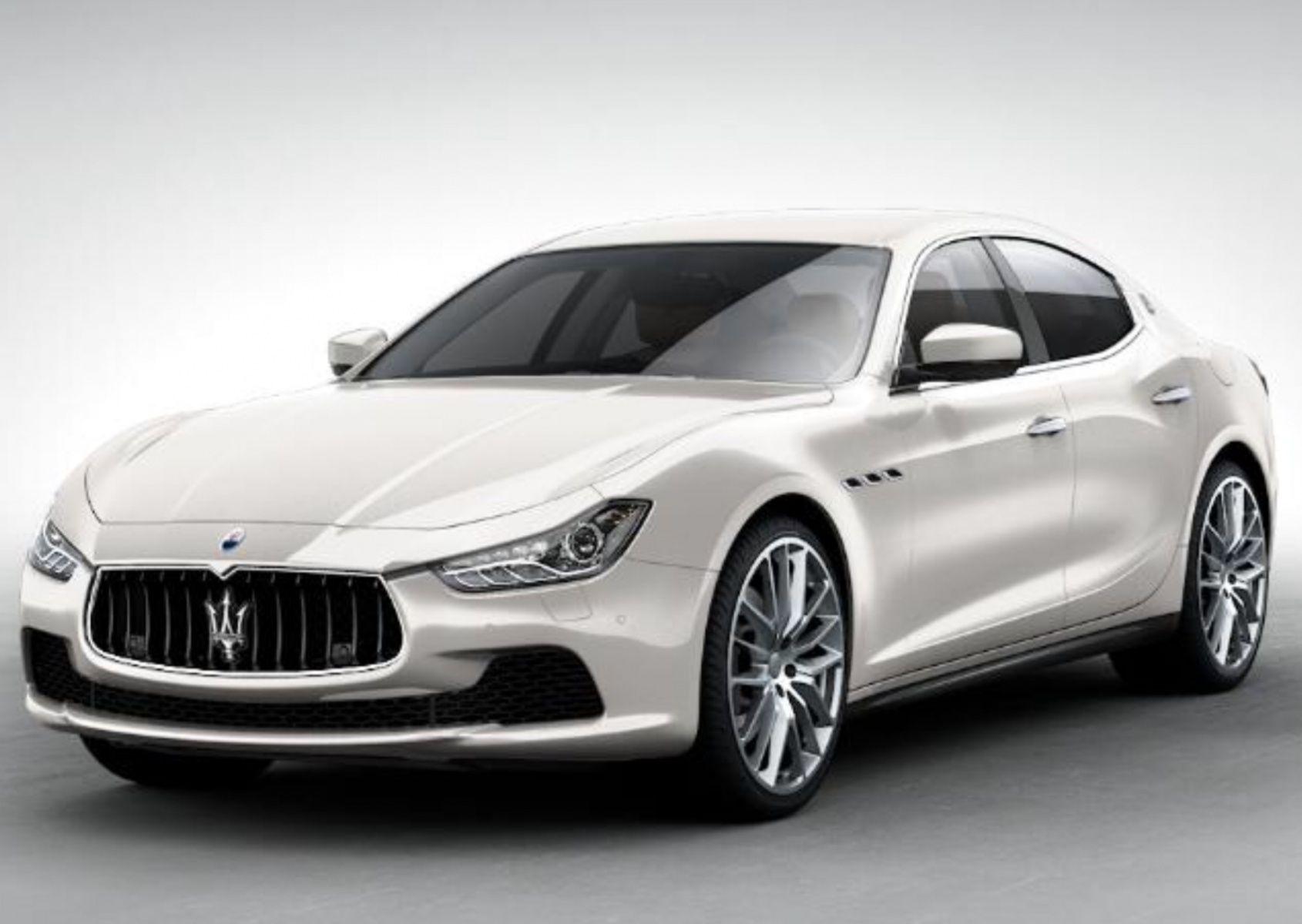 2017 Maserati Ghibli Diesel MY 17 Classic Driver