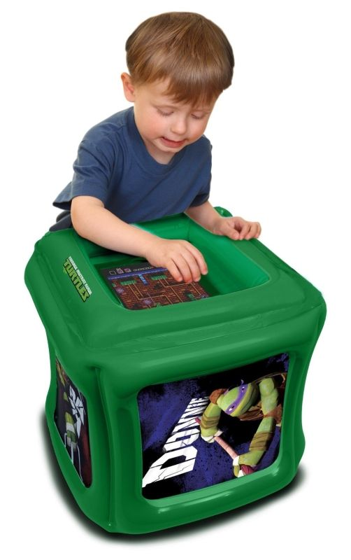 Inflatable Play Cube for iPad