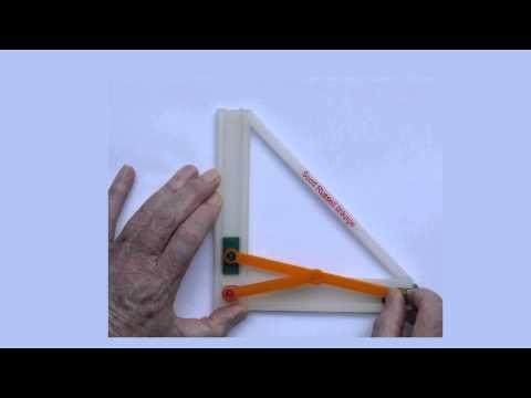 Scott Russell linkage HD - YouTube