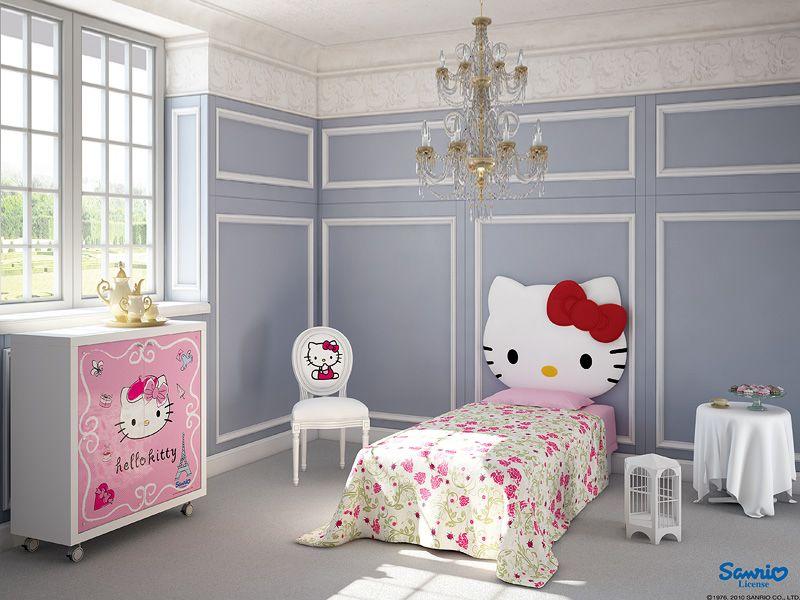 girls room!!!!! Hello Kitty Pinterest Hello kitty, Room and