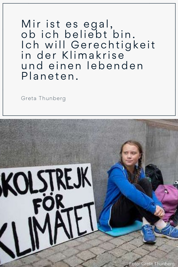 klimaschutz sprüche