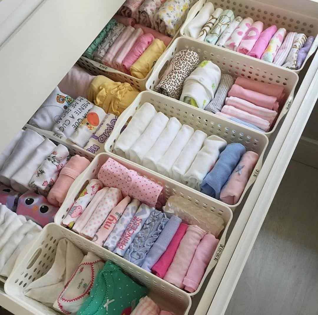 9 Nursery Storage Ideas Youll Want to Copy
