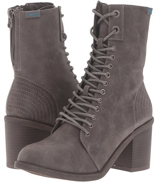 abe1600250af2 Blowfish Mammer Women's Lace-up Boots | My Style | Women's lace up ...