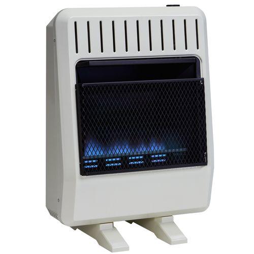 Avenger Fdt20bfa Dual Fuel Ventless Blue Flame Gas Heater Vent