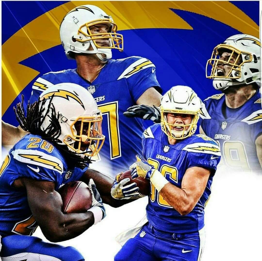 Pin By Miguel619 On Chargers Chargers Football Los Angeles Chargers Nfl Color Rush Uniforms