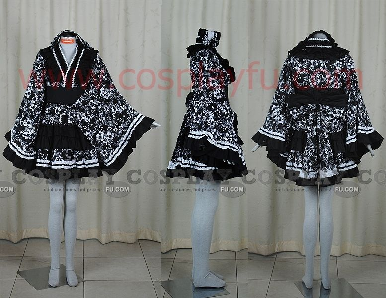 Lolita Dress (7th) - Tailor-Made Cosplay Costume