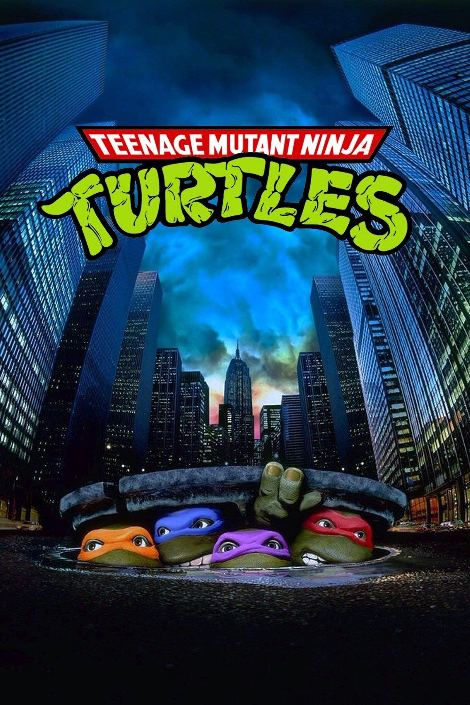 Tmnt Poster Teenage Mutant Ninja Turtles Movie Teenage Mutant Ninja Turtles Mutant Ninja
