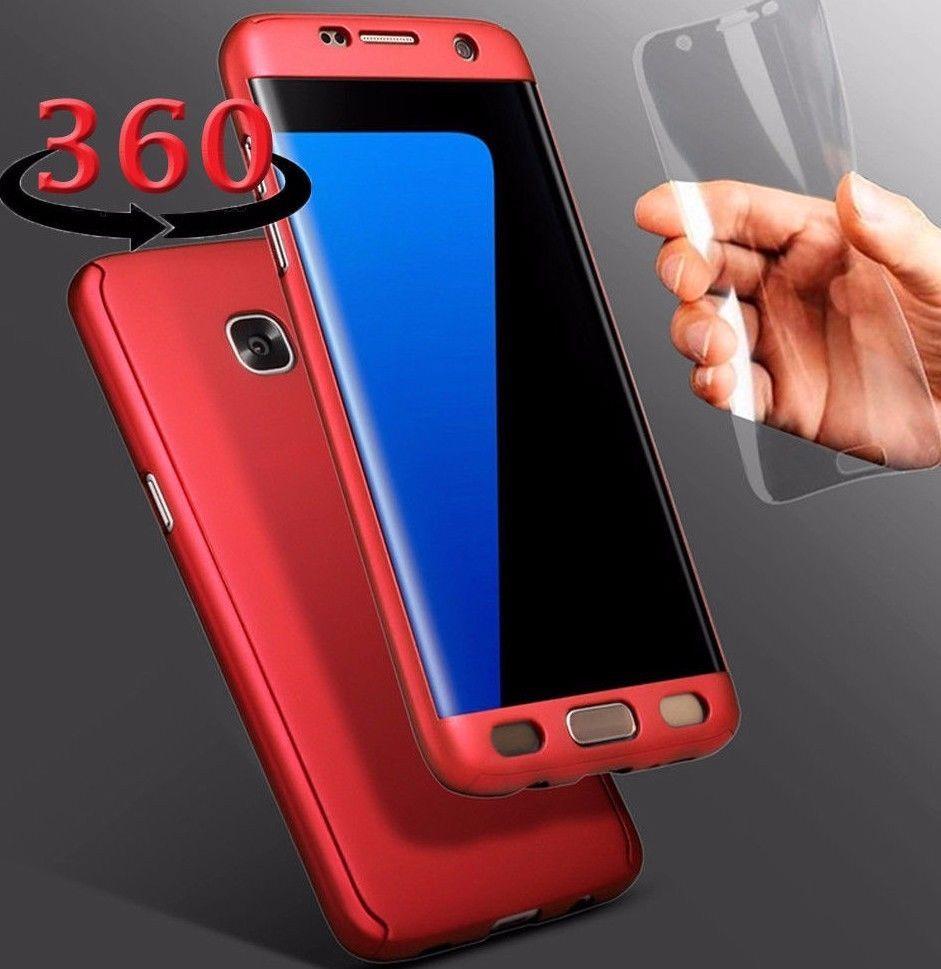 db32693746f Estuche 360 Funda Forro Protector Caja Para Samsung S7 / S7 Edge ~ Case  Cover #UnbrandedGeneric