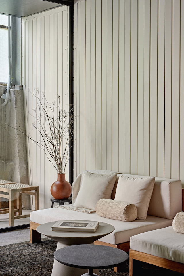 T D C Basecamp Power Yoga By Studio 11 11 Livingroom Inspiration Seating Sittingroom Minimalism I Interior Living Room Inspiration Interior Design