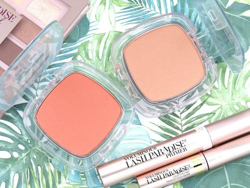 49be4522238 L'Oreal | Paradise Enchanted Fruit-Scented Blush: Review and Swatches
